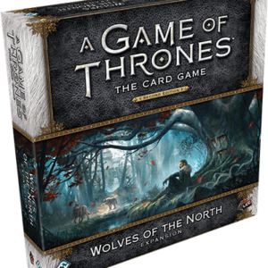 Buy A Game of Thrones: The Card Game (Second Edition) – Wolves of the North only at Bored Game Company.