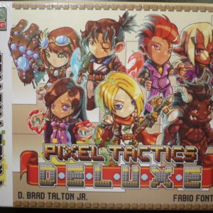 Buy Pixel Tactics Deluxe only at Bored Game Company.