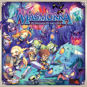 Buy Masmorra: Dungeons of Arcadia only at Bored Game Company.