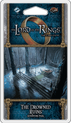 Buy The Lord of the Rings: The Card Game – The Drowned Ruins only at Bored Game Company.
