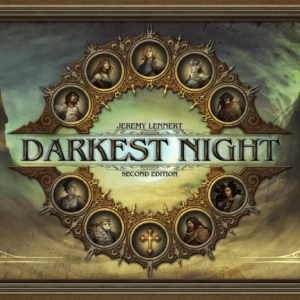 Buy Darkest Night (Second edition) only at Bored Game Company.