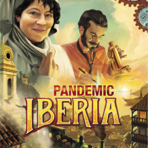 Buy Pandemic: Iberia only at Bored Game Company.
