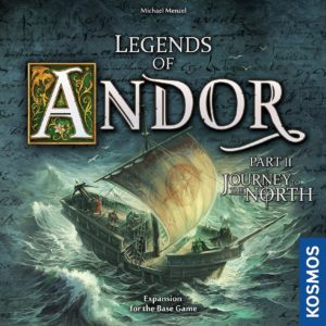Buy Legends of Andor: Journey to the North only at Bored Game Company.