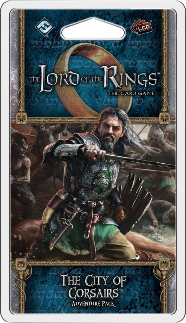 Buy The Lord of the Rings: The Card Game – The City of Corsairs only at Bored Game Company.