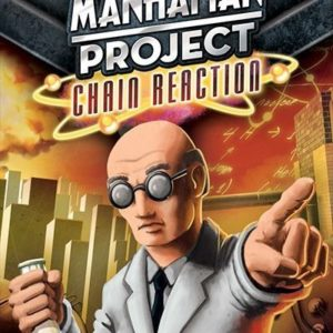 Buy The Manhattan Project: Chain Reaction only at Bored Game Company.