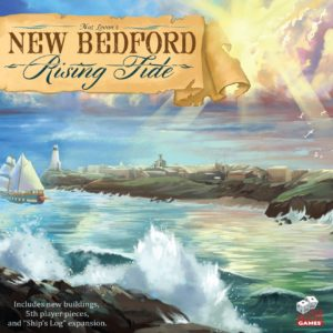 Buy New Bedford: Rising Tide only at Bored Game Company.