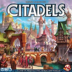 Buy Citadels only at Bored Game Company.
