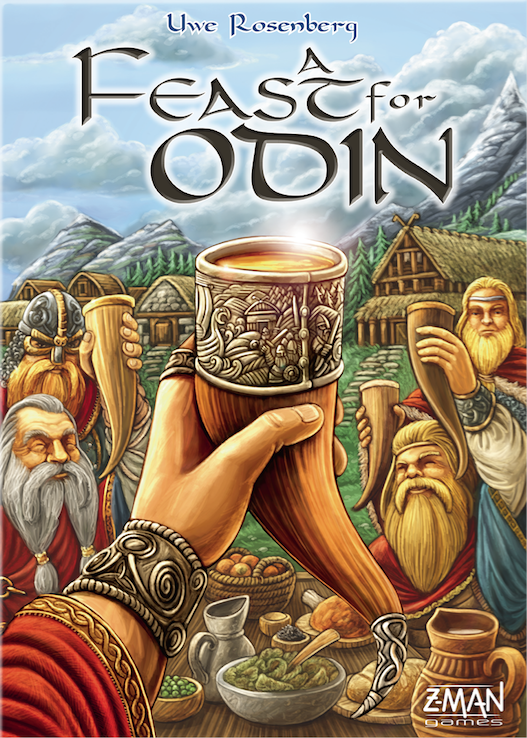 Buy A Feast for Odin only at Bored Game Company.
