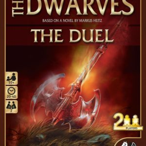 Buy The Dwarves: The Duel only at Bored Game Company.