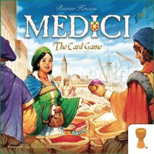 Buy Medici: The Card Game only at Bored Game Company.