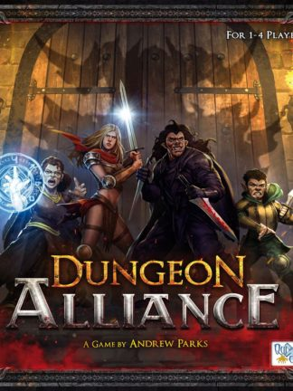 Buy Dungeon Alliance only at Bored Game Company.