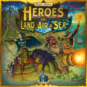 Buy Heroes of Land, Air & Sea only at Bored Game Company.