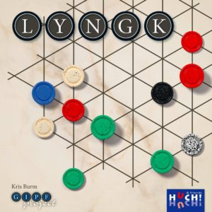 Buy LYNGK only at Bored Game Company.