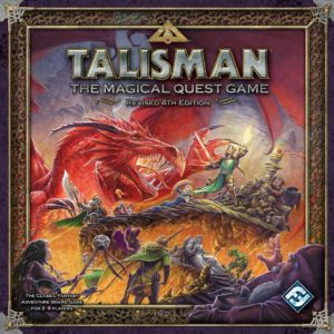 Buy Talisman (Revised 4th Edition) only at Bored Game Company.