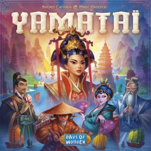 Buy Yamataï only at Bored Game Company.