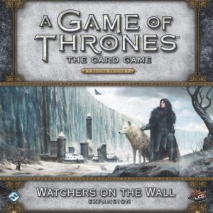 Buy A Game of Thrones: The Card Game (Second Edition) – Watchers on the Wall only at Bored Game Company.