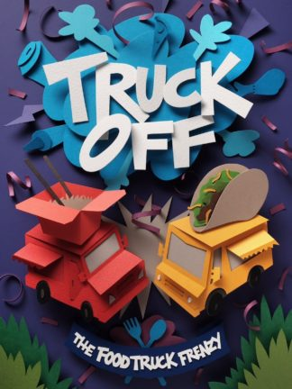 Buy Truck Off: The Food Truck Frenzy only at Bored Game Company.