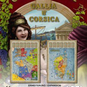 Buy Concordia: Gallia / Corsica only at Bored Game Company.