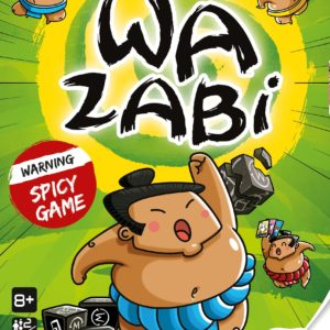 Buy Wazabi only at Bored Game Company.