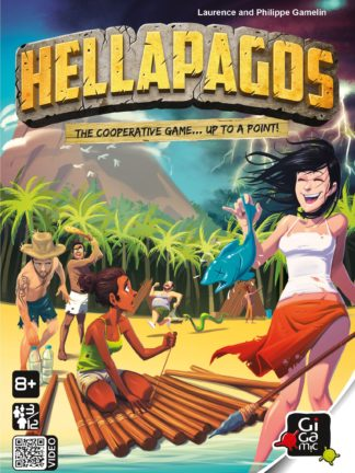Buy Hellapagos only at Bored Game Company.