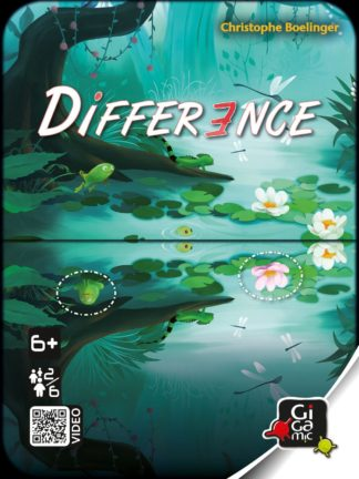 Buy Difference only at Bored Game Company.