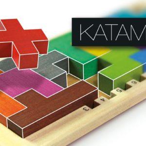 Buy Katamino only at Bored Game Company.