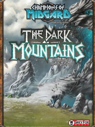 Buy Champions of Midgard: The Dark Mountains only at Bored Game Company.