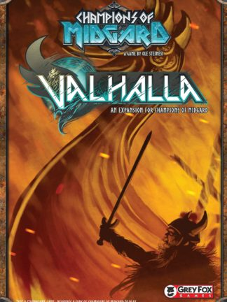 Buy Champions of Midgard: Valhalla only at Bored Game Company.