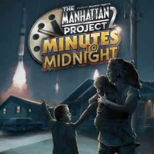 Buy The Manhattan Project 2: Minutes to Midnight only at Bored Game Company.
