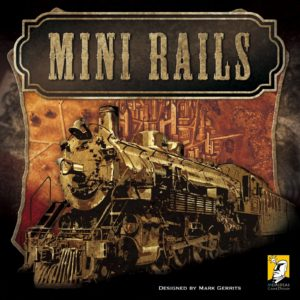 Buy Mini Rails only at Bored Game Company.