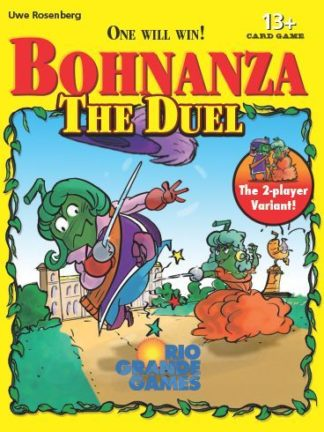 Buy Bohnanza: The Duel only at Bored Game Company.