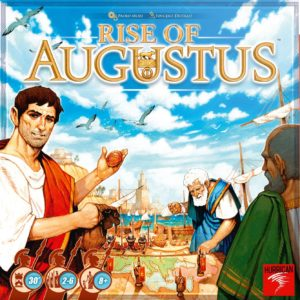 Buy Rise of Augustus only at Bored Game Company.