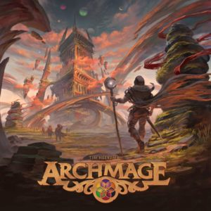 Buy Archmage only at Bored Game Company.