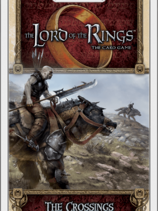 Buy The Lord of the Rings: The Card Game – The Crossings of Poros only at Bored Game Company.