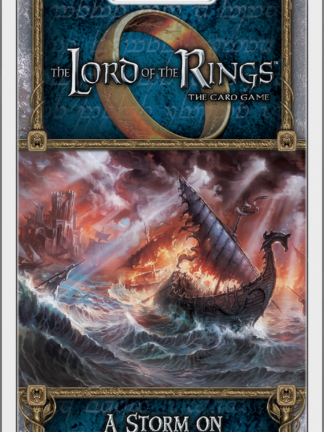 Buy The Lord of the Rings: The Card Game – A Storm on Cobas Haven only at Bored Game Company.