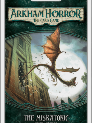 Buy Arkham Horror: The Card Game – The Miskatonic Museum: Mythos Pack only at Bored Game Company.