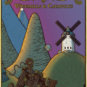 Buy Feudum: Windmills & Catapults only at Bored Game Company.