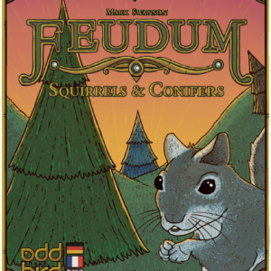 Buy Feudum: Squirrels & Conifers only at Bored Game Company.