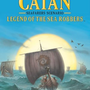 Buy Catan: Seafarers Scenario – Legend of the Sea Robbers only at Bored Game Company.