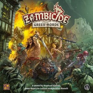 Buy Zombicide: Green Horde only at Bored Game Company.