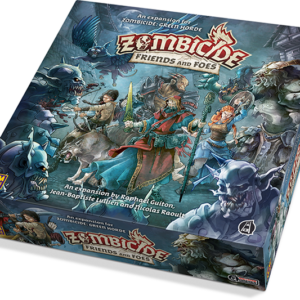 Buy Zombicide: Green Horde – Friends and Foes only at Bored Game Company.