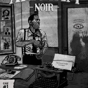 Buy Arkham Noir: Case #1 – The Witch Cult Murders only at Bored Game Company.