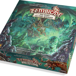 Buy Zombicide: No Rest for the Wicked only at Bored Game Company.