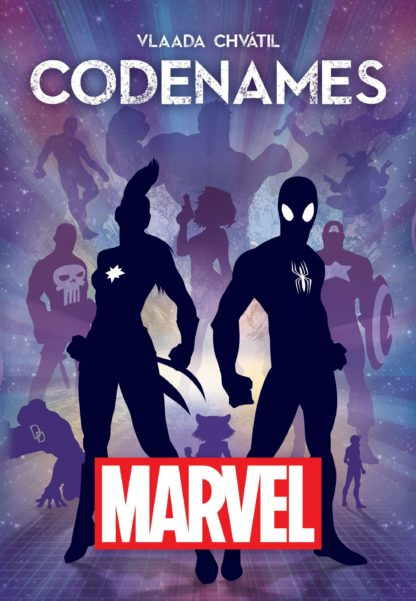Buy Codenames: Marvel only at Bored Game Company.