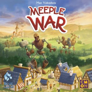 Buy Meeple War only at Bored Game Company.