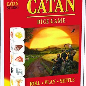 Buy Catan Dice Game only at Bored Game Company.
