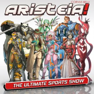 Buy Aristeia! only at Bored Game Company.