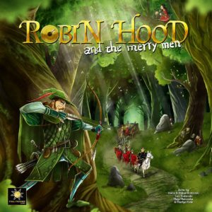 Buy Robin Hood and the Merry Men only at Bored Game Company.