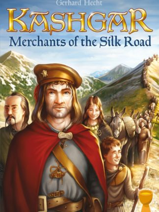 Buy Kashgar: Merchants of the Silk Road only at Bored Game Company.