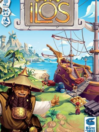 Buy Ilôs only at Bored Game Company.